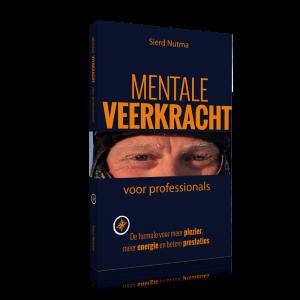 Het boek mentale veerkracht voor professionals.