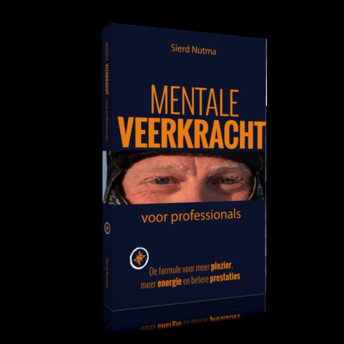Het boek mentale veerkracht voor professionals verschijnt in 2016.