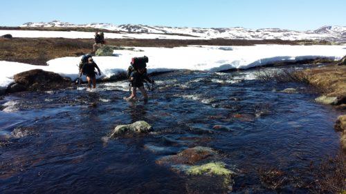 Leiderschapsreis-sierd-nutma-River crossing Noorwegen